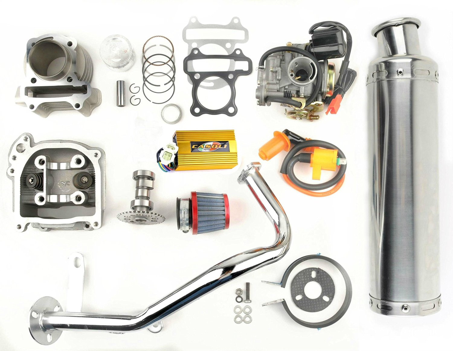 Cheap Big Bore Exhaust, find Big Bore Exhaust deals on line