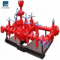 API 16C High Quality Choke and Kill Manifold for Oil Well Control