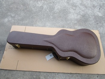 Acousic Leather Guitar Case