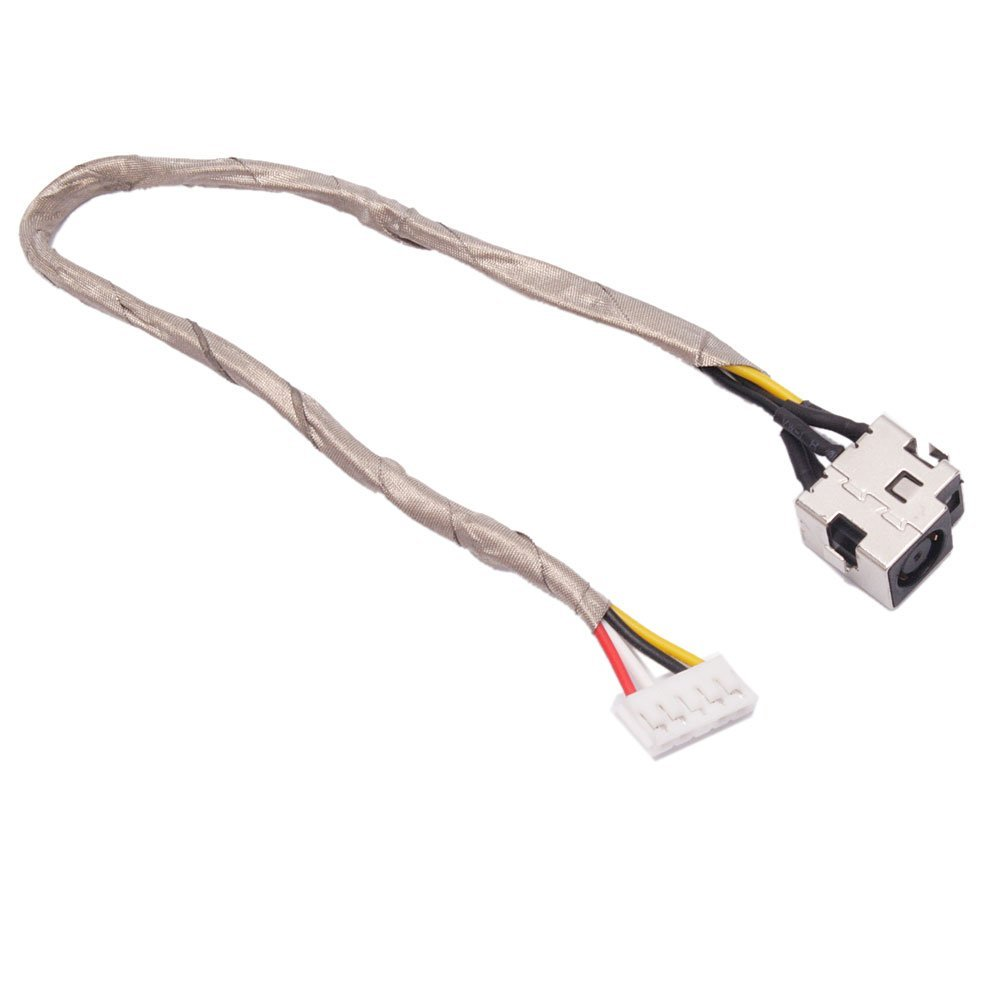 Cheap For Hp Dc Jack Pj108 Find Deals On Line Wiring Get Quotations Power Connector With Cable Pavilion Dv7 1000 Series Dc301004s00