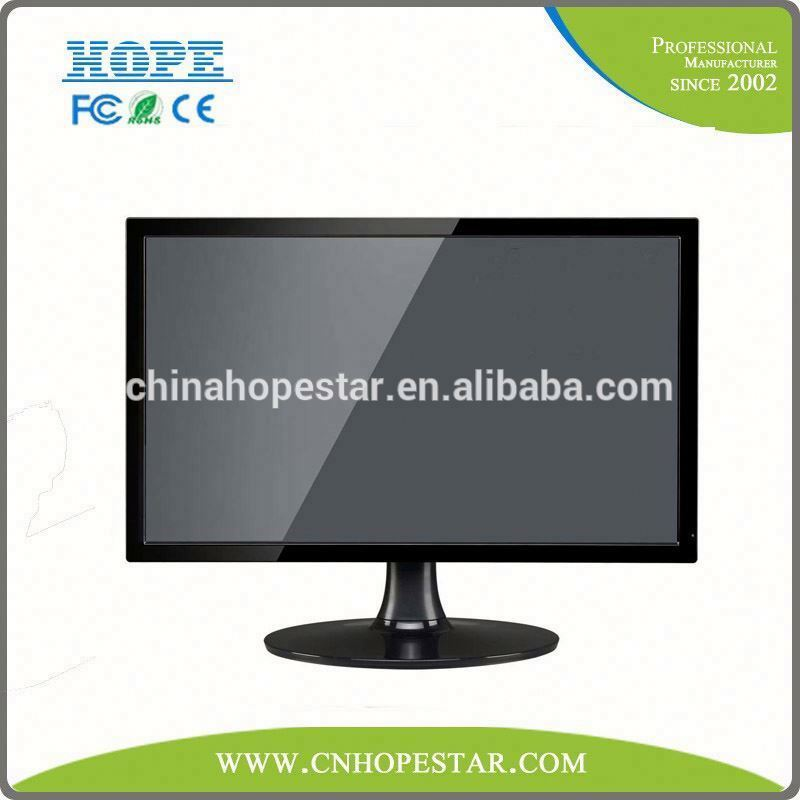Customizable VGA + AV + HD MI + USB + TV input 18.5 inch LCD Monitor