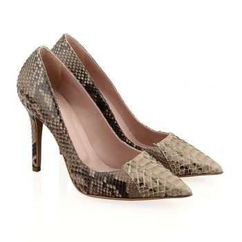 785456e2ff1 Oh My God It's Real Snakeskin New Design Pointed Toe Stiletto Heel Women  High Heel Shoes - Buy Women High Heel Shoes Product on Alibaba.com