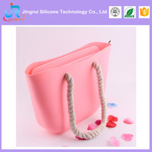 Promotional Gift Silicone Cosmetic Bag Waterproof Beach Bag