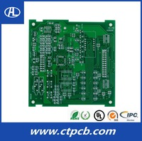 radio control pcb with fr4 material provide oem service