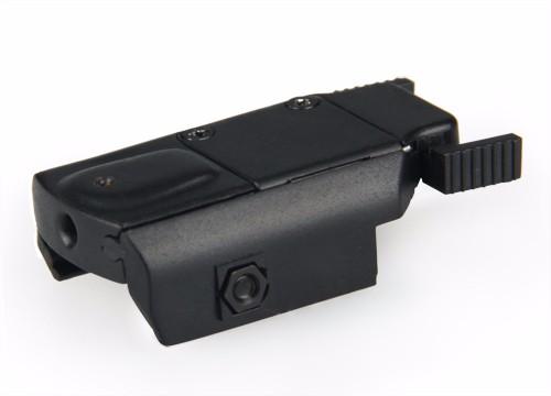 New Airsoft Gun Aiming Shooting Hunting Cheap Tactical 20mm Red Laser Sight HK20-0035