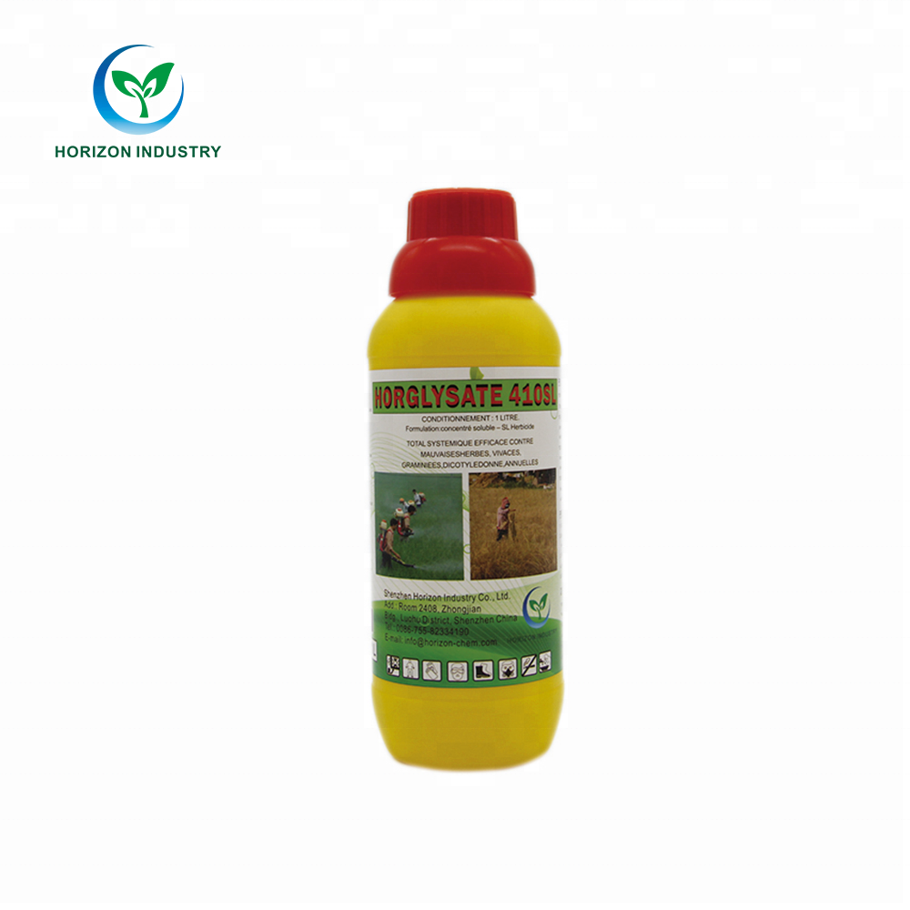 China Supplier Agriculture Herbicide Weed Killer Cas No 1071-83-6 1000l 95  Tech 480 G/l 480g L Ipa 48% Sl 1 Liter Glyphosate - Buy