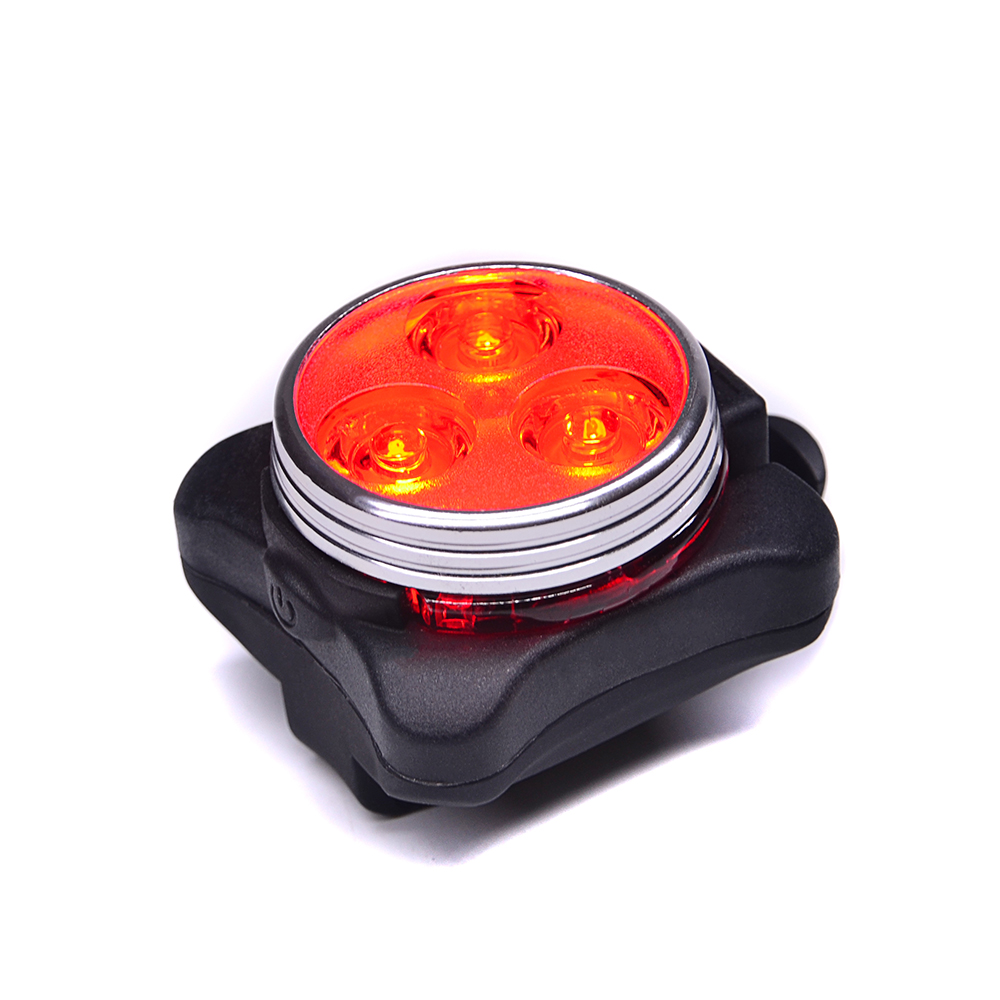 Rechargeable Front and Rear Bicycle Light Set Cycling Headlight and Taillight Bike Bicycle Lights
