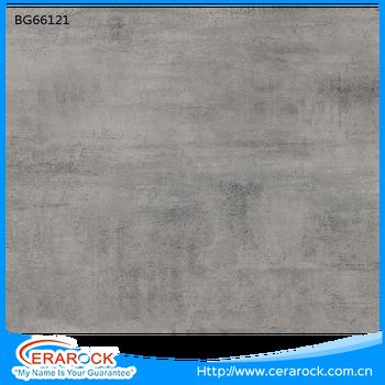 dark grey simple design low price ceramic flooring tiles 600x600mm