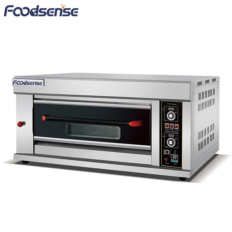 1 Deck 2 Tray Gas Deck Bakery Oven For Sale Philippines,Oven For Baking Cupcakes,Baking Oven Price