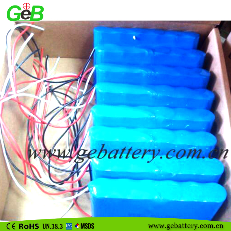 Rechargeable lithium ion bateries for laptop battery 3.7v 6600mah