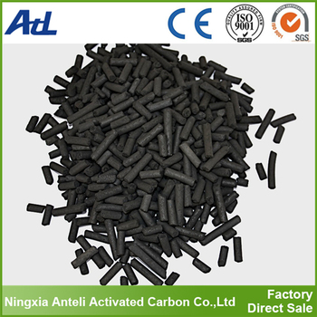 3.0mm Crushed Activated Carbon Types For Pressure-swing Adsorption ...