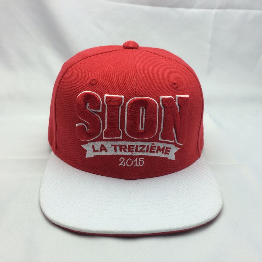 Custom Your Own 3d Puff Embroidery Logo High Quality Baseball Cap