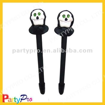 high quality Halloween pen for backing to school with customized logo