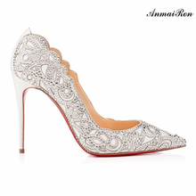 manufacture evening wedding white dress shoes bridal women