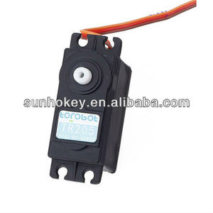 TR205 Servo 180 degree Rotation 6.5kg High Precision Robot Dedicated Steering Gear