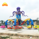 used carnival games entertainment equipment park attraction octopus thrill rides for sale