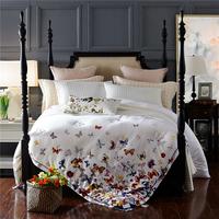 microfiber satin confortable duvet cover/ silk quilt /quilt blankets