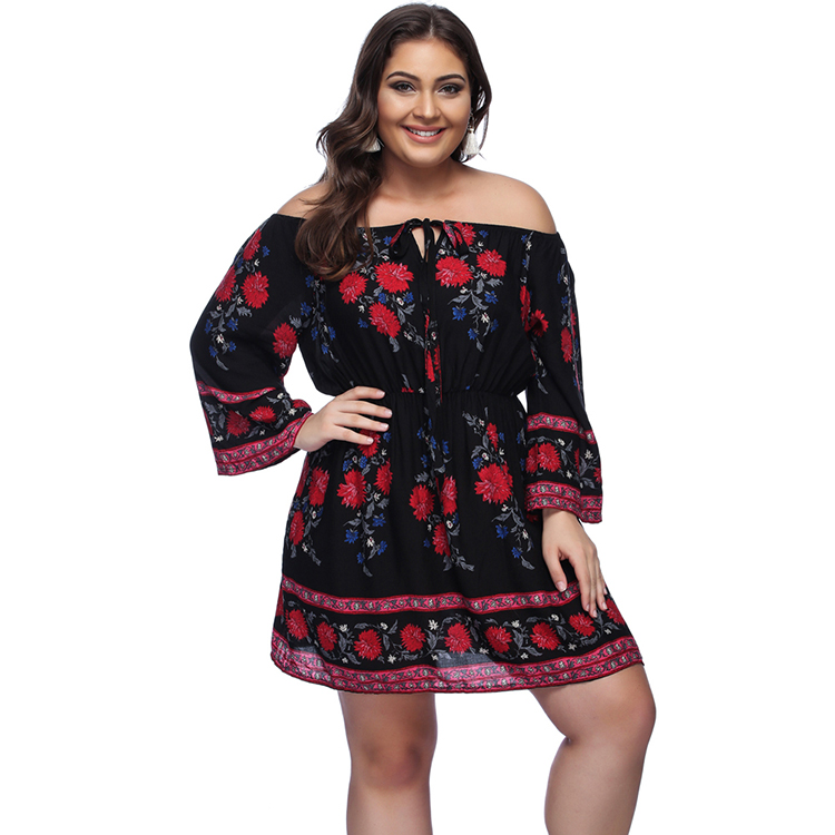 tamaño llegada el indio de encaje Nueva Último diseño Vestido de las Partido gordas mujeres Más qEwIpnnX