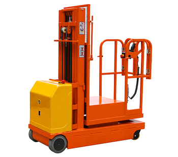 2.7-4.5m Lifting Height Electric Aerial Order Picker