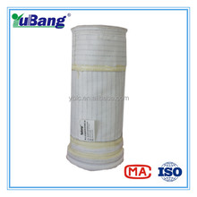 Ployester Anti-static Needle Punched dust collector filter bag