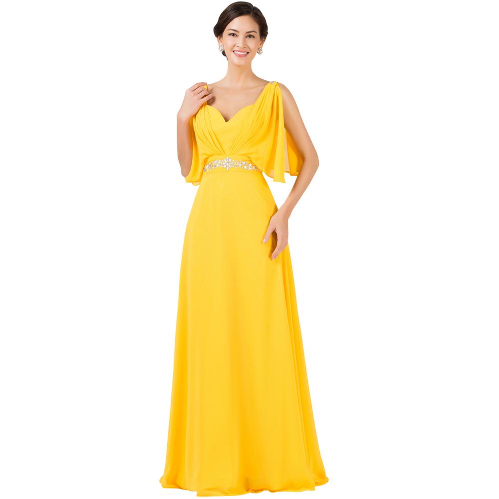 62a7e666277ea nstrahln  Plus size V Neck Bridesmaid clothes