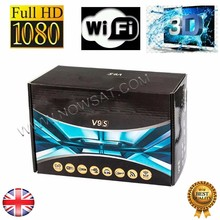 Best hd satellite receiver hd wifi 2016 linux tv box v9s open satellite tv receiver