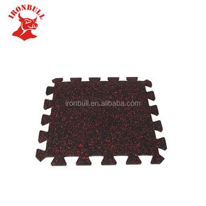 Hot sale gym rubber flooring