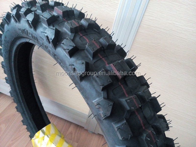 High quality Tubeless motorcycle tyre 90/90-18