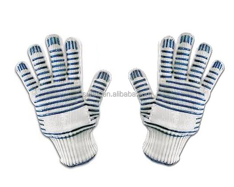 ladies child grill heat aid gloves for baking grilling oven use heated protection Up To 600F