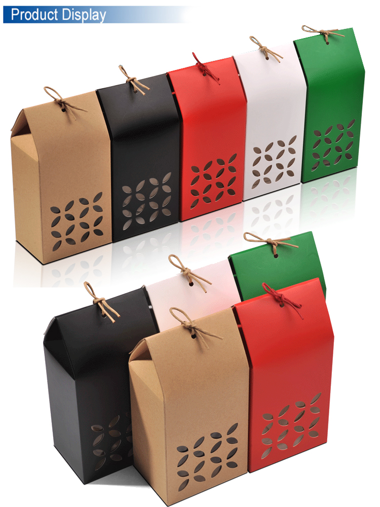 Individuelle flache Verpackung aus bedruckter Tee-Papierbox