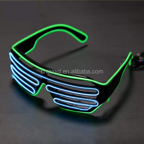 El Wire Sunglasses, El Wire Sunglasses Suppliers and Manufacturers ...
