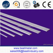 1mm thick stainless steel flat bar 201 202 304 316 309 308 347 410 420 430 FACTORY DIRECT SALE!!!