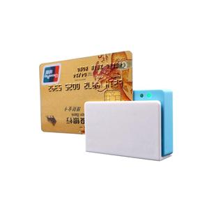 Smart 3 in 1 Mobile IC Chip Card Reader with IOS Android SDK Magnetic/chip/NFC reader