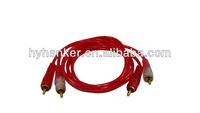 rca extension cable audio jack flex cable