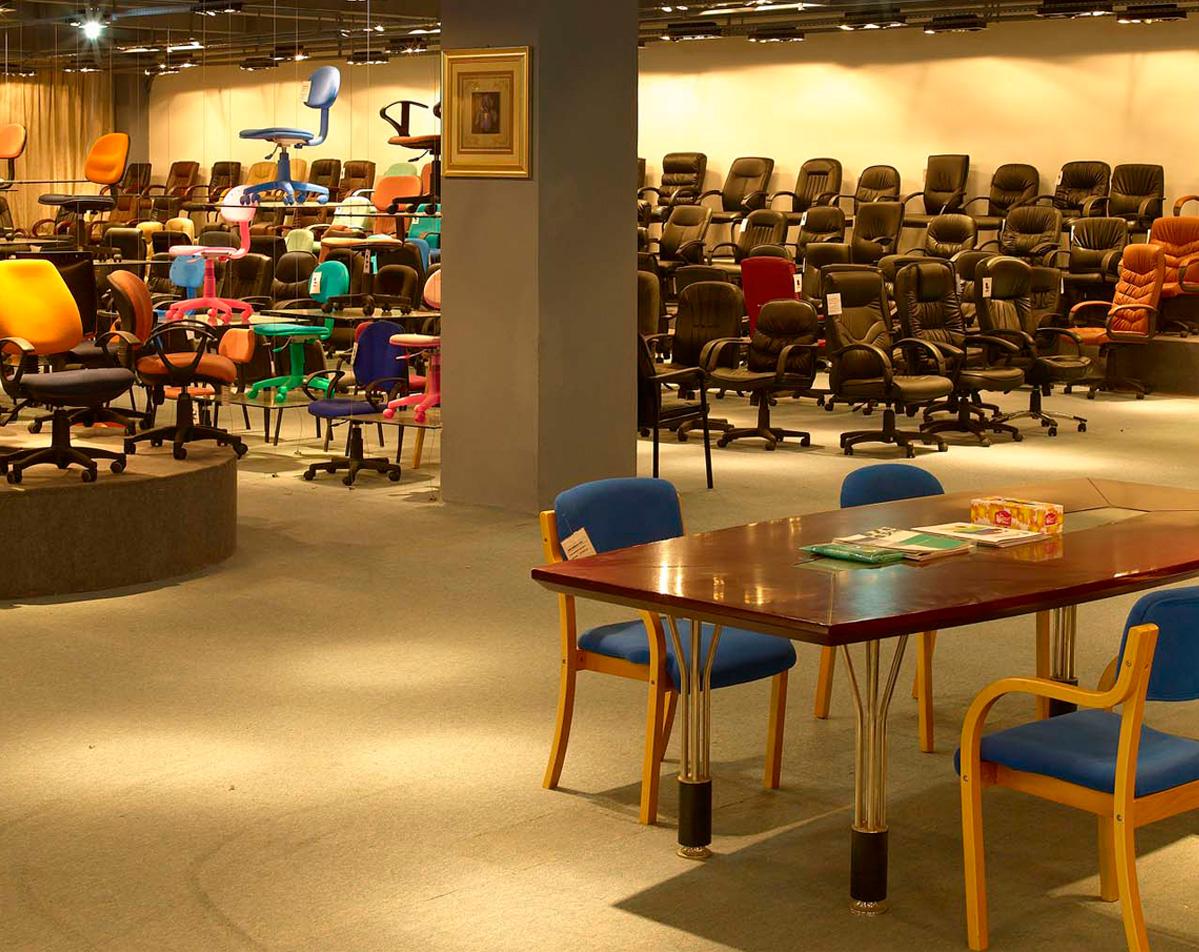 Foshan nanhai lainuo furniture co. ltd. office chair