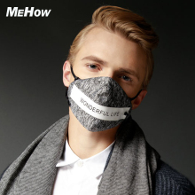 Mehow breathable face mask facial mask supplier half mask designs