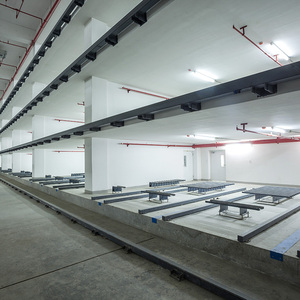 Factory direct automated parking system and car barriers lift facility