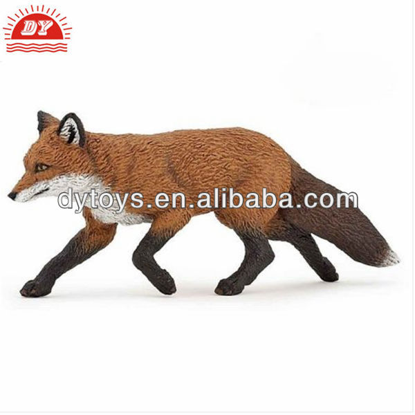 Kids Toy Plastic Fox Figurine Product On Alibaba