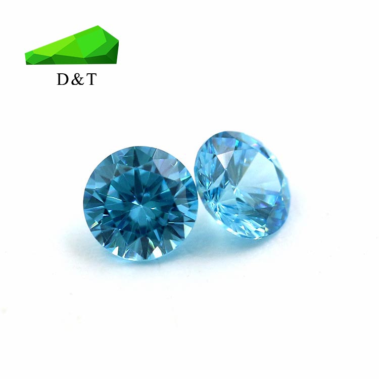 Top quality China gemstone factory wholesale oval shaped Cubic Zirconia