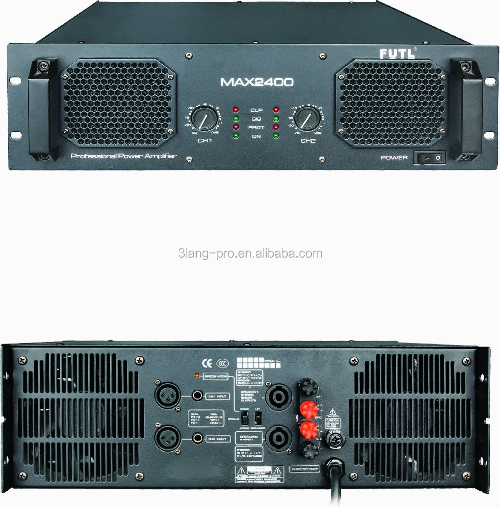 Famousound Style Public Address Audio System High Power Professional Amplifier Buy Amplifierhigh Amplifierfamousound