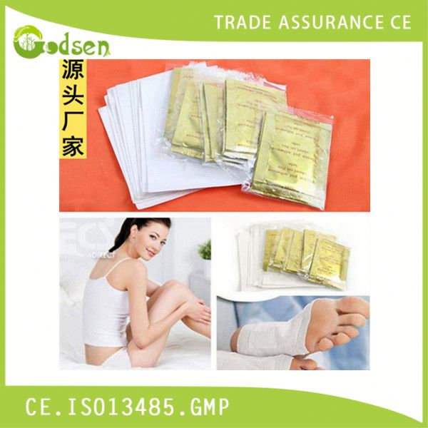 Relax muscles detox foot patch , ion cleanse foot detox