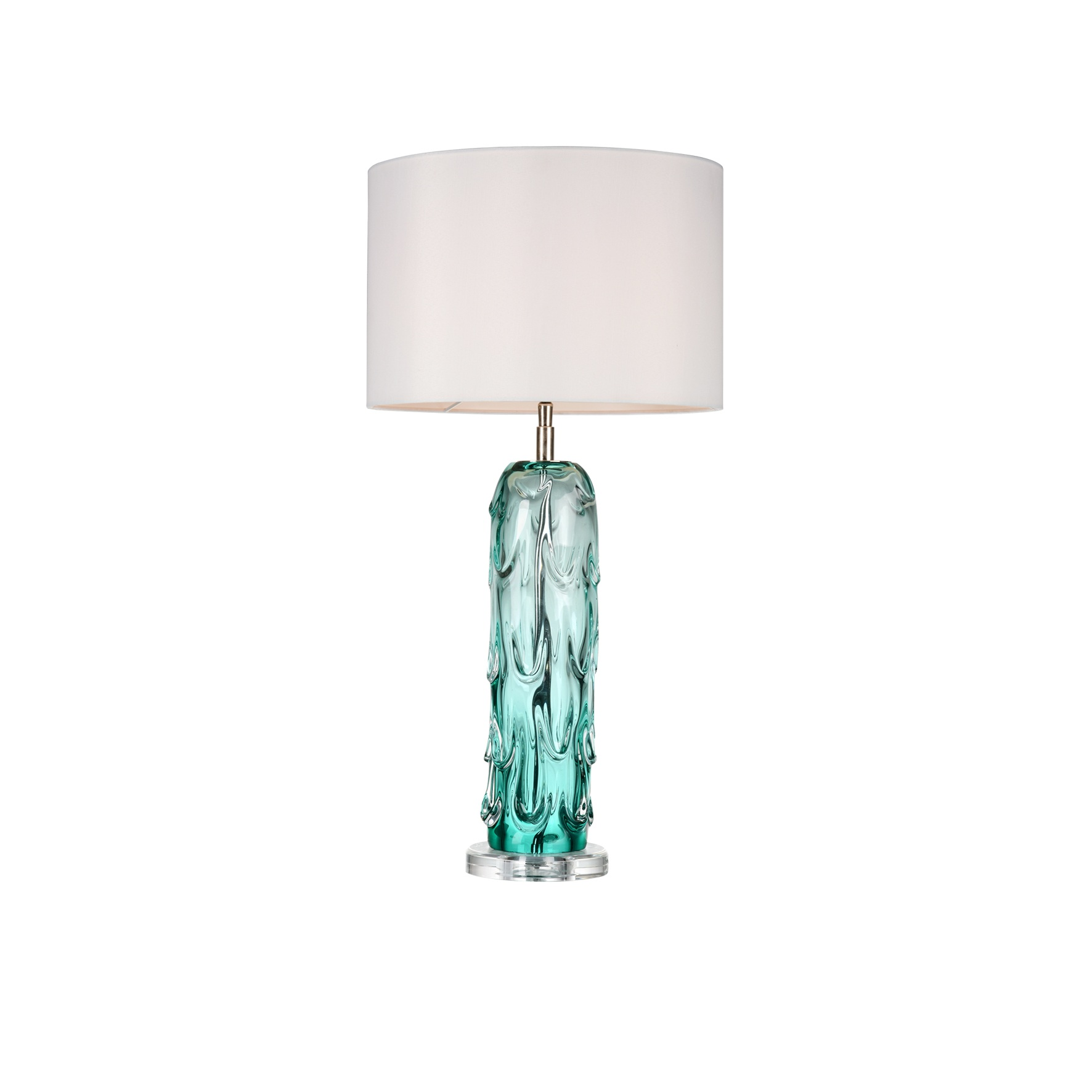 Picture of: Crystal Table Lamp Green Blown Glass Table Lamps For Hotel Living Room With Fabric Shade Buy Crystal Side Table Lamps Hotel Glass Table Lamp Brown Glass Table Lamp Product On Alibaba Com