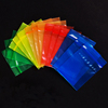 Reclosable Plastic Bag Zip Lock bag with customer printing for package