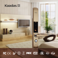 Kaadas 6113-5GS High quality High security keyless lock electronic door lock smart lock for office/home