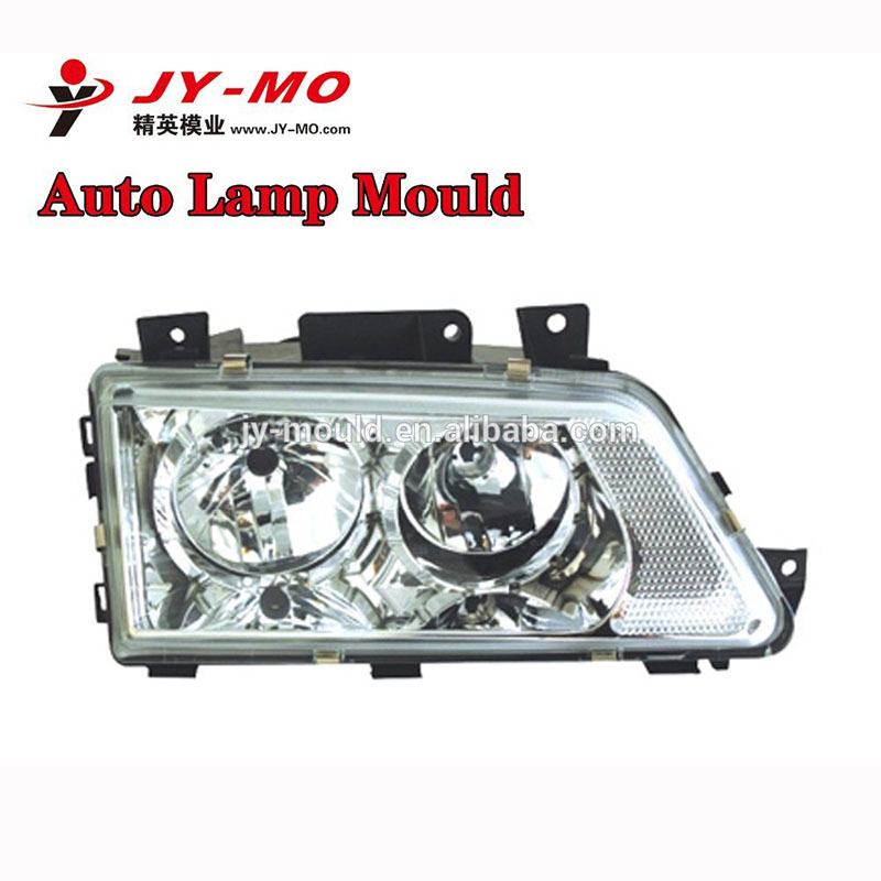 Wagon plastic light reflector mould,auto lamp parts mould