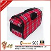 Hot Sale Fashion Pet Dog Cat Carrier Comfort Portable Soft Sided Travel Tote Bag