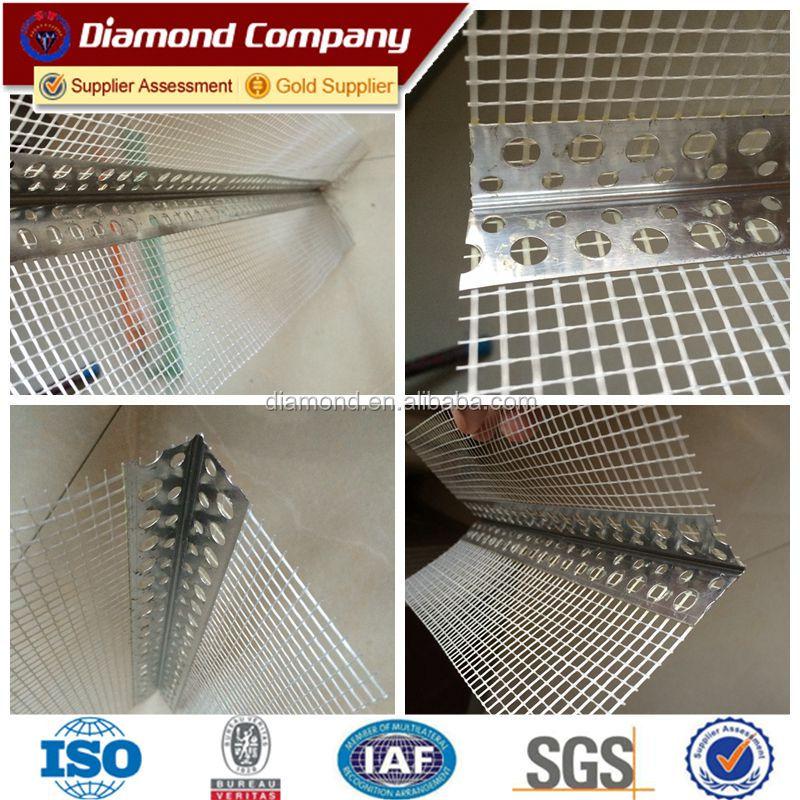 Perforated Aluminum Corner/aluminium Corner Bead