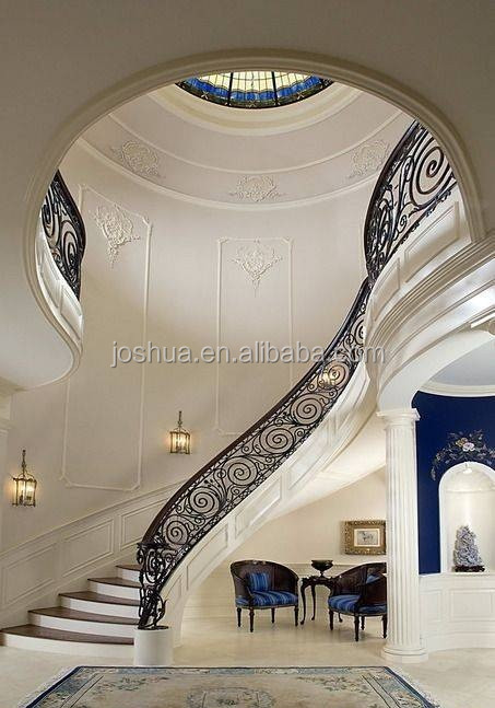 Beau Artist Luxury Staircases Circular Staircase   Buy Antique Staircase,Fancy  Staircase,Indoor Wooden Staircase Product On Alibaba.com