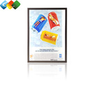 Double Side Led Light Box Aluminium With Snap Frame For Advertising