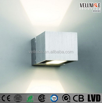 3 years warranty citizen led square up down hotel indoor wall 3 years warranty citizen led square up down hotel indoor wall light 6w up aloadofball Image collections